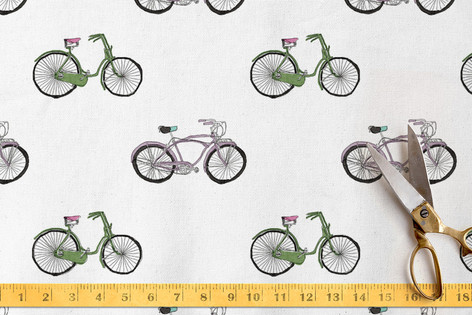 Bike riding Fabric