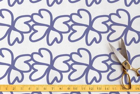 Floral Fantasy  Fabric