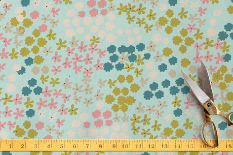 Ditsy Florals Fabric