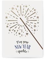 New Year's sparkler by Elska Studio