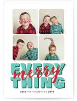 every Merry thing by Kristin Chapman