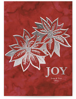Poinsettia Joy by Debb W