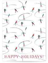 skating holiday by Emily Bremner Forbes