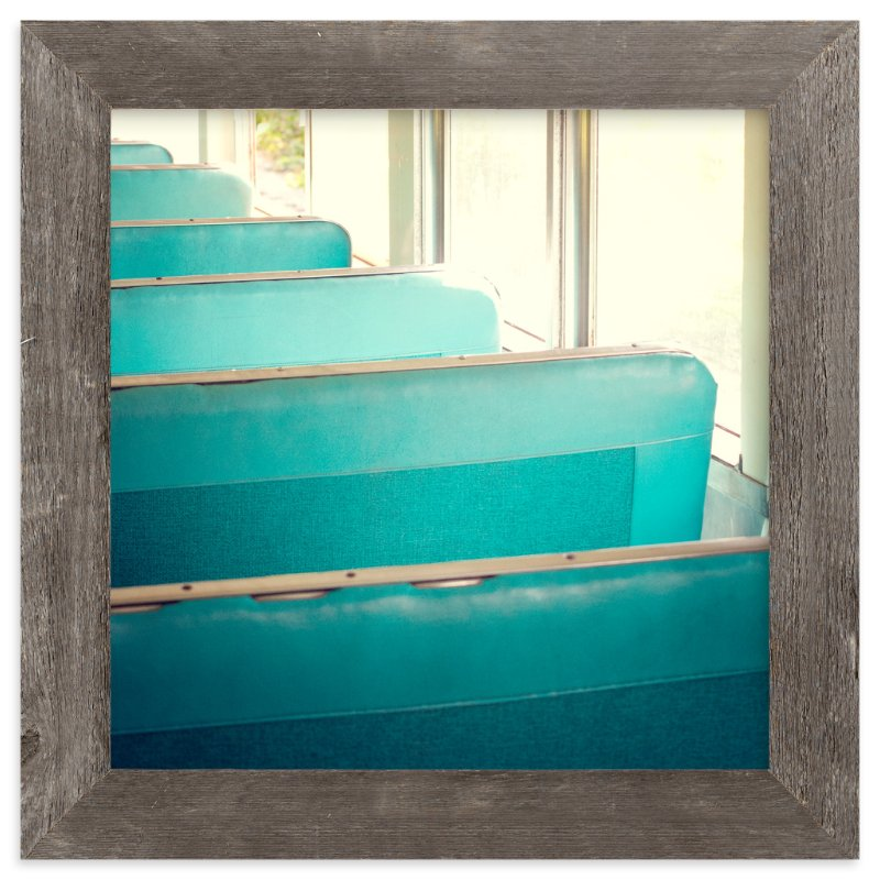 """""""Train Ride"""" - Art Print by Smile Peace Love in beautiful frame options and a variety of sizes."""