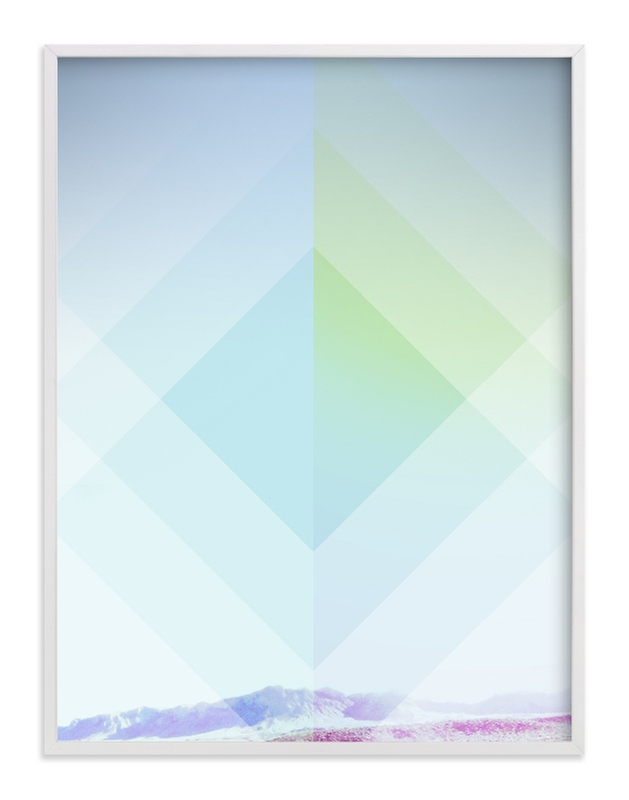"""""""Desert Daydream"""" - Art Print by Owl and Toad in beautiful frame options and a variety of sizes."""
