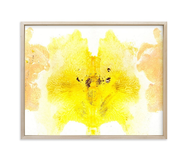 """""""Sunshine State"""" - Art Print by Lauren Packard in beautiful frame options and a variety of sizes."""