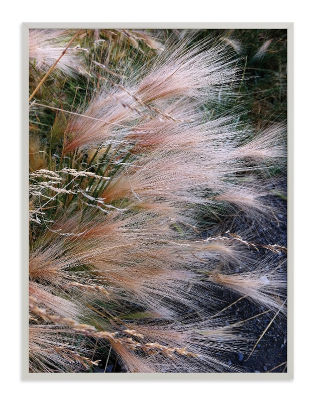 """Alaska Flora"" - Art Print by Salina Mack in beautiful frame options and a variety of sizes."