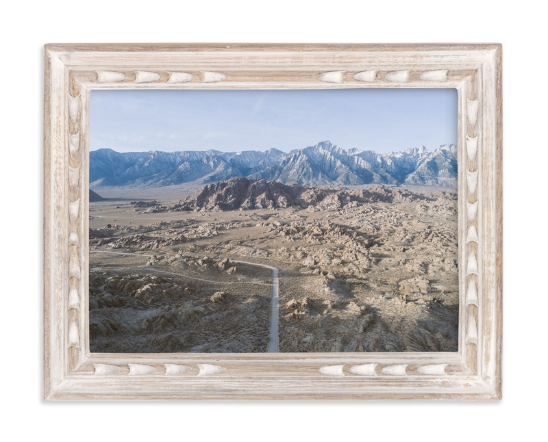 """""""Road To The Unknown"""" - Art Print by Christian Florin in beautiful frame options and a variety of sizes."""