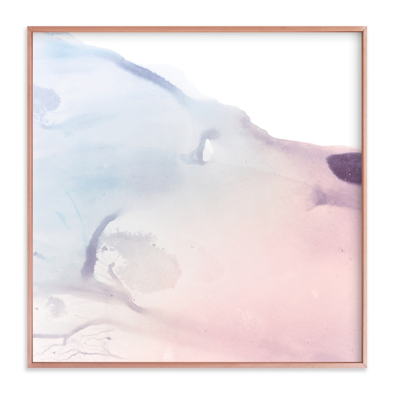"""""""Gentle morning"""" - Art Print by Halik Helen in beautiful frame options and a variety of sizes."""