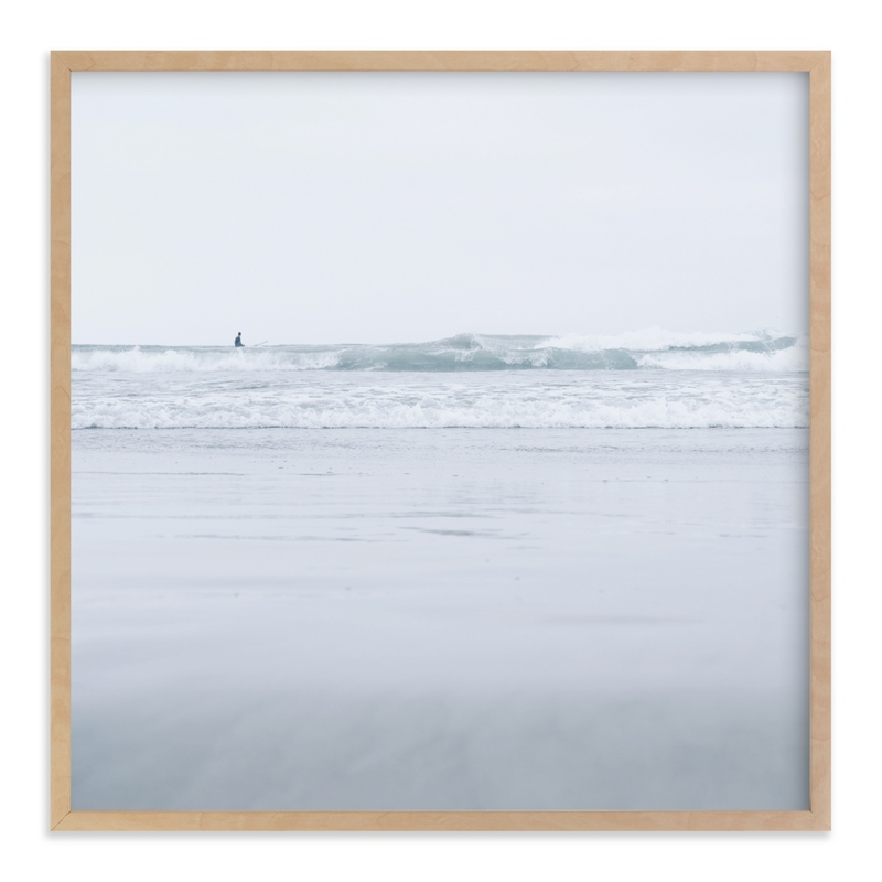 """""""Ocean Park no. 1"""" - Art Print by Krissy Bengtson in beautiful frame options and a variety of sizes."""