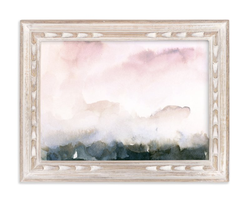 """""""WakeLand"""" - Art Print by Lindsay Megahed in beautiful frame options and a variety of sizes."""