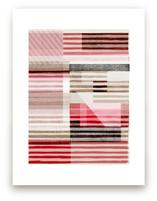 Lined Abstract by Francesca Iannaccone