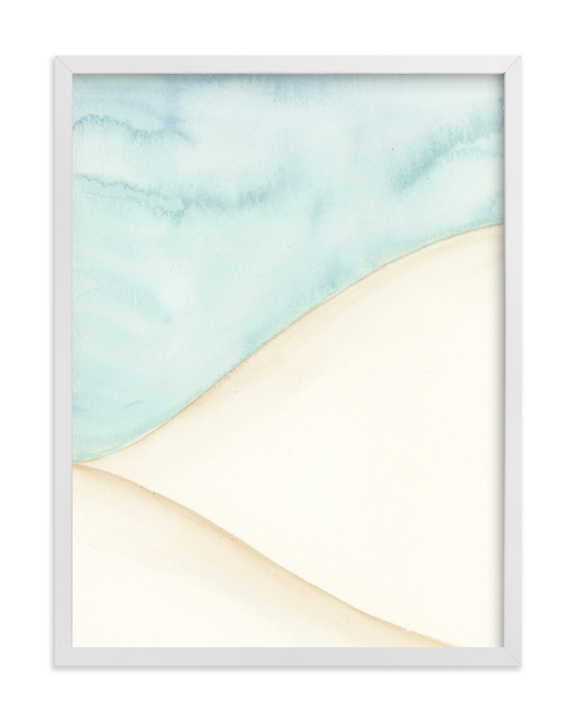 """""""Playa Six."""" - Art Print by Emily Magone in beautiful frame options and a variety of sizes."""