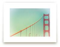 Soft Golden Gate