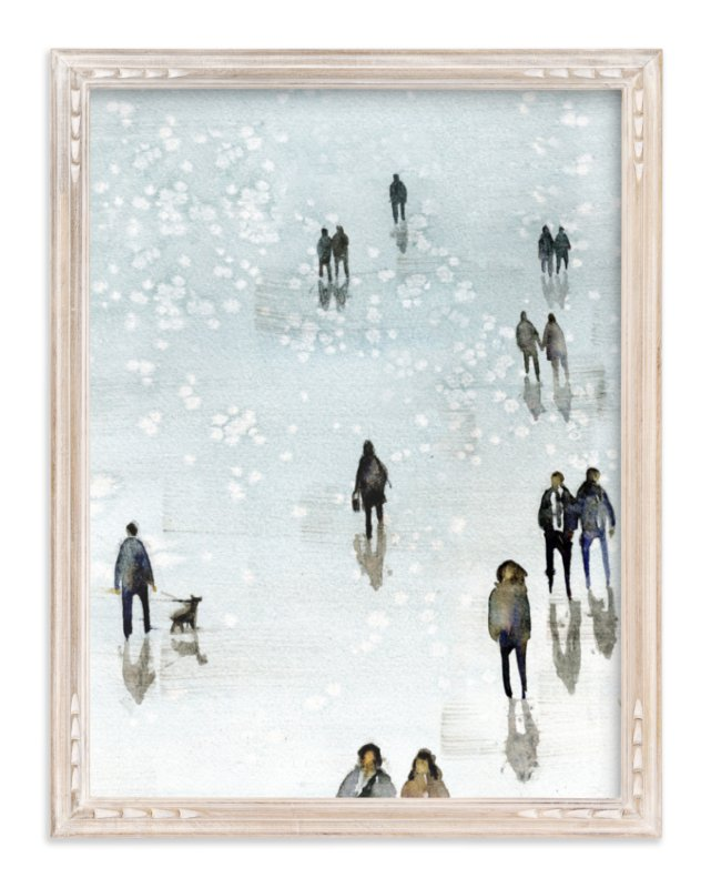 """""""Melancolia2"""" - Art Print by Lulaloo in beautiful frame options and a variety of sizes."""