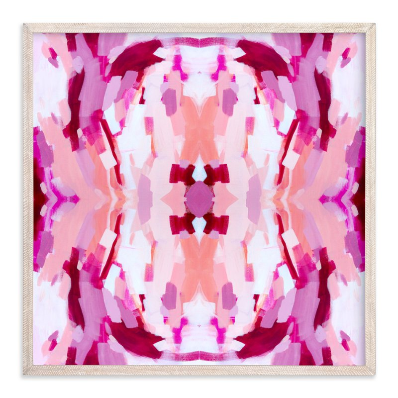 """""""Guava Dance"""" - Art Print by Katie Craig in beautiful frame options and a variety of sizes."""