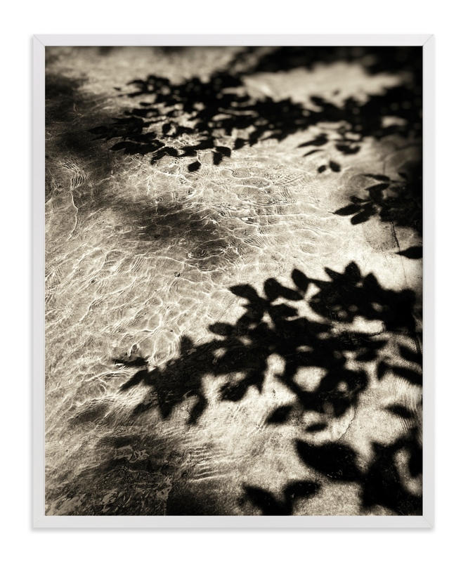 """Ledges"" - Art Print by Ashleigh Ninos in beautiful frame options and a variety of sizes."