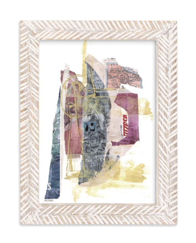 """""""Embark"""" - Art Print by Misty Hughes in beautiful frame options and a variety of sizes."""