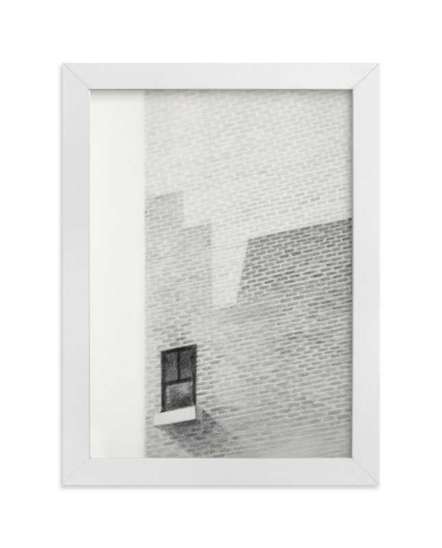 """""""Chelsea 03"""" - Art Print by jinseikou in beautiful frame options and a variety of sizes."""