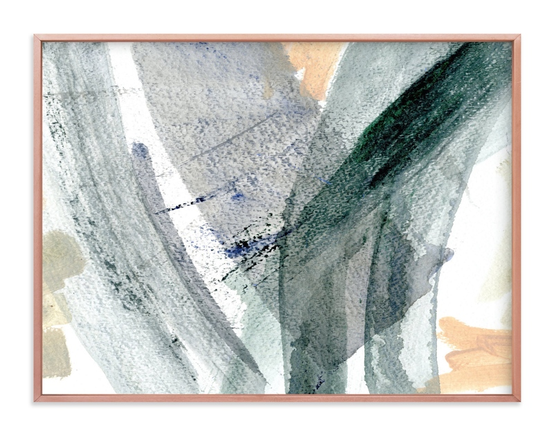 """""""The Way They Move"""" - Art Print by Lauren Packard in beautiful frame options and a variety of sizes."""