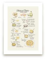 Illustrated recipe of t... by Rosana Laiz · Blursbyai