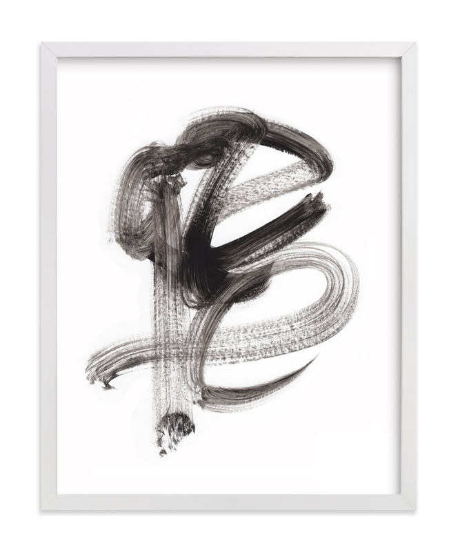 """Houdini"" - Art Print by Misty Hughes in beautiful frame options and a variety of sizes."