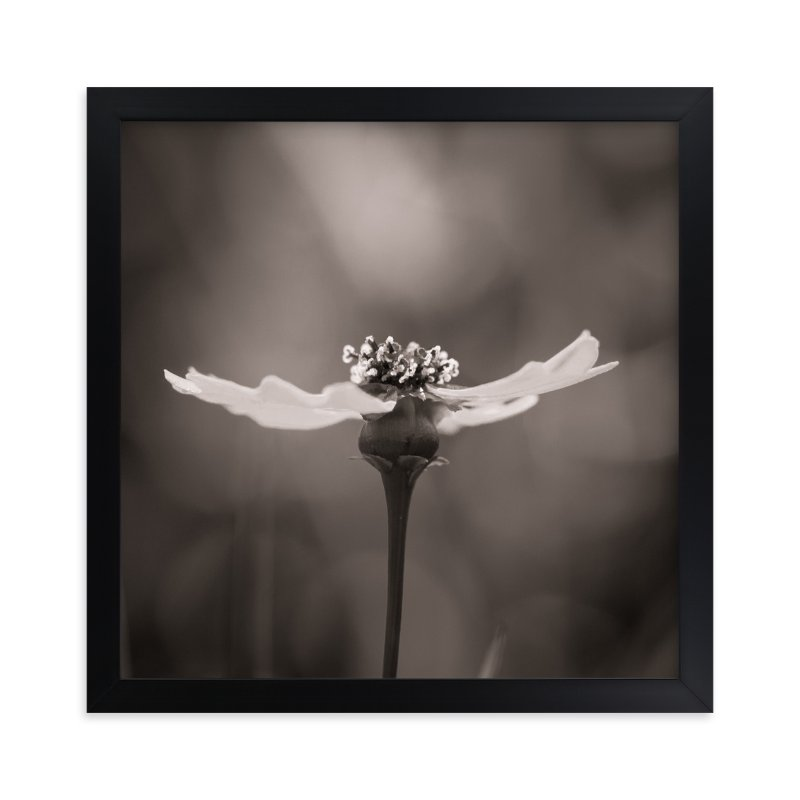 """""""Profile"""" - Art Print by Julie Blackwood in beautiful frame options and a variety of sizes."""