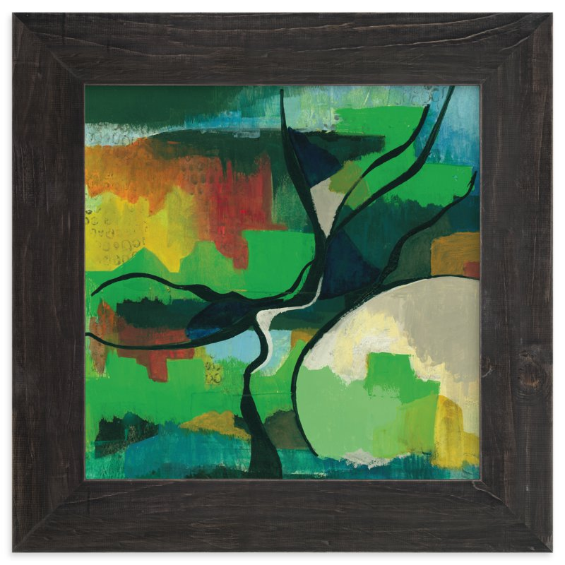 """""""Regional"""" - Art Print by Lisa Travis in beautiful frame options and a variety of sizes."""