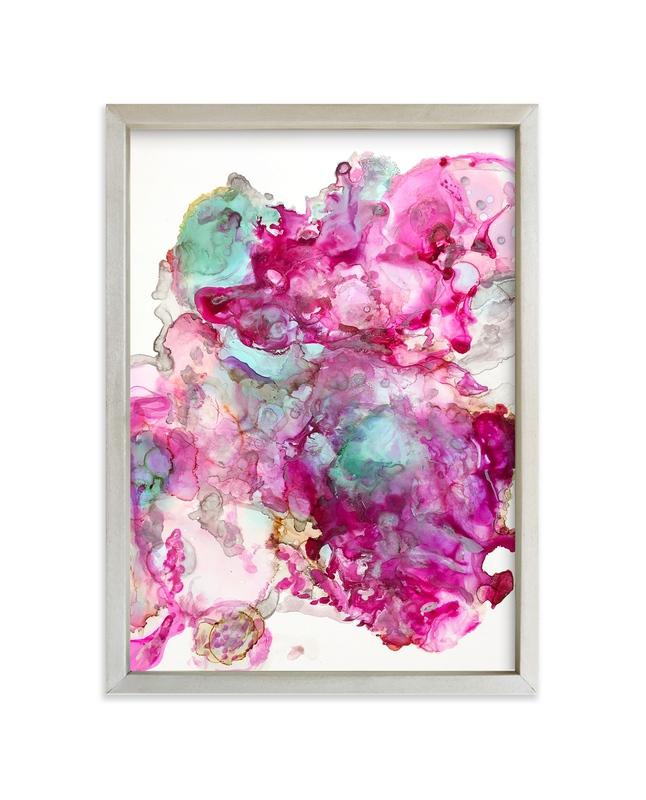 """""""A Day Dream"""" - Art Print by Michelle Jean in beautiful frame options and a variety of sizes."""
