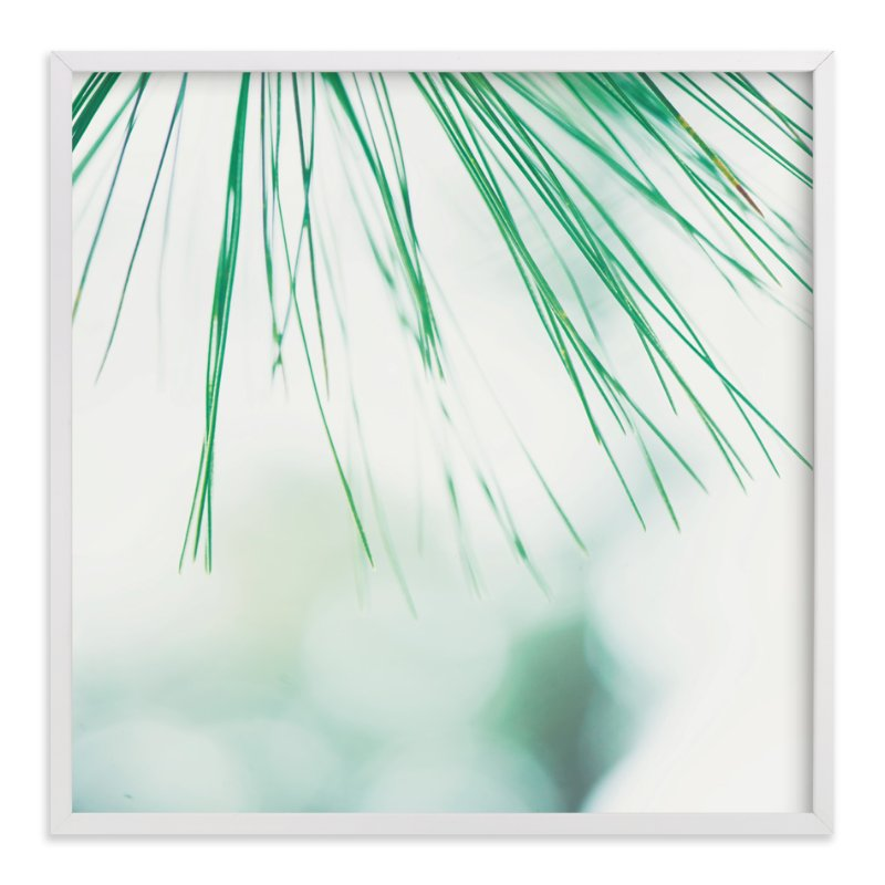 """Pine Study 3"" - Art Print by Smile Peace Love in beautiful frame options and a variety of sizes."