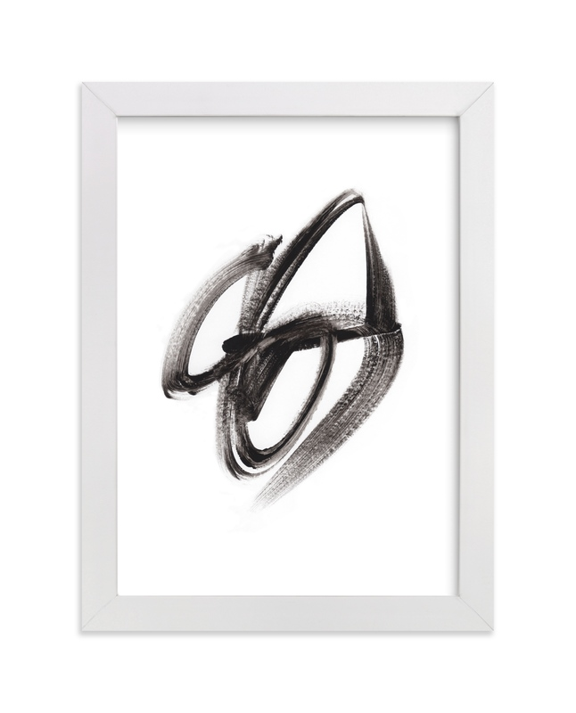 """Infinity Code"" - Art Print by Misty Hughes in beautiful frame options and a variety of sizes."