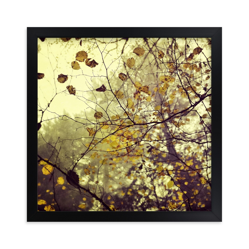 """""""Canopy"""" - Art Print by Michelee Scott in beautiful frame options and a variety of sizes."""