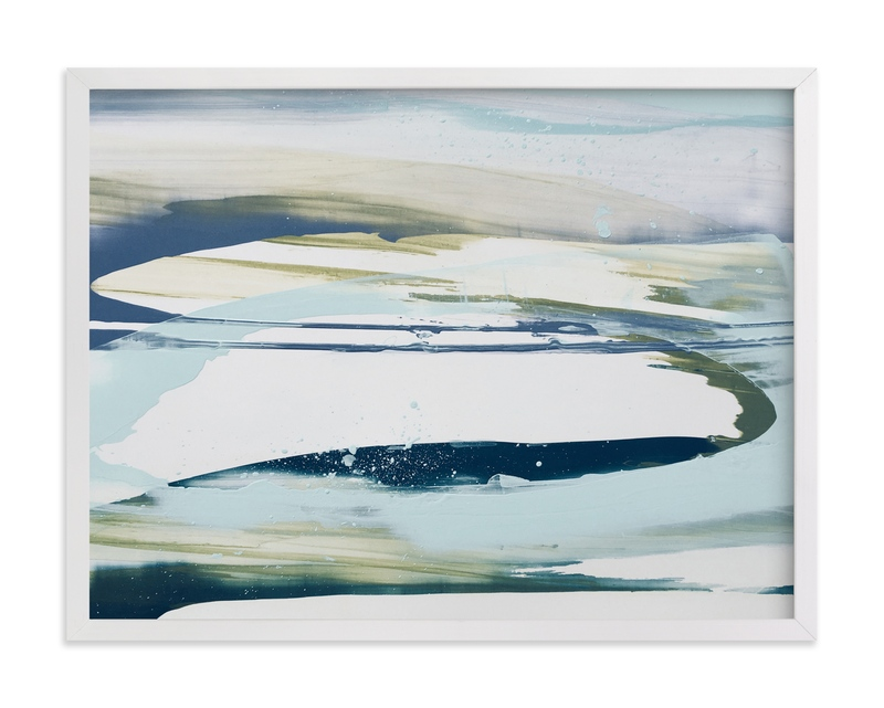 """Resonance"" - Art Print by Misty Hughes in beautiful frame options and a variety of sizes."