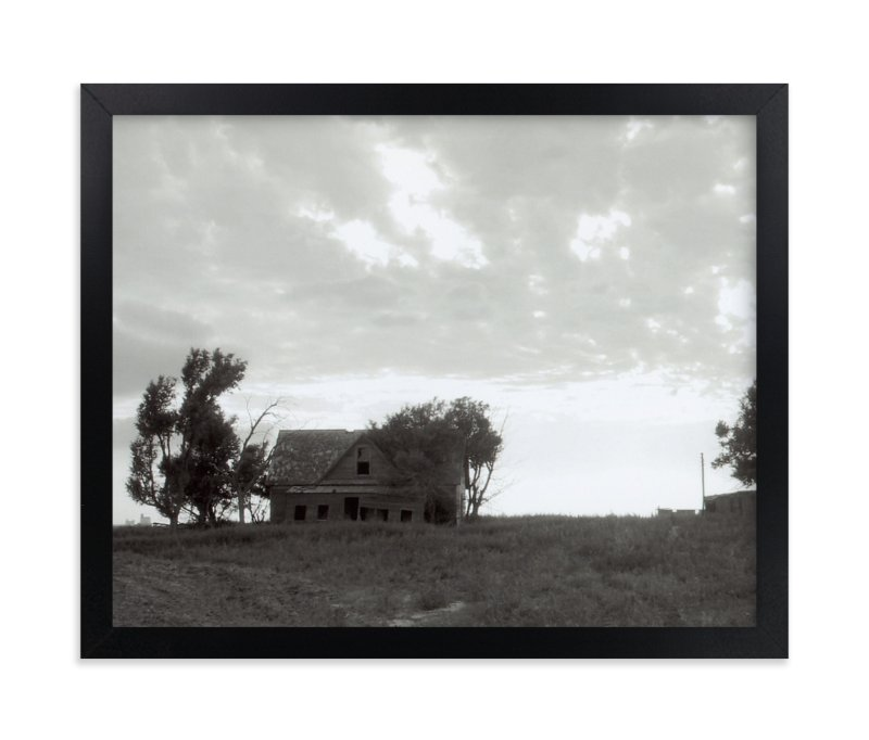 """Forgotten"" - Art Print by Eric Eikenbary in beautiful frame options and a variety of sizes."
