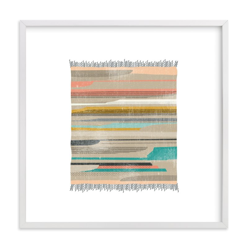 """Tapestry 6"" - Art Print by Kate Capone in beautiful frame options and a variety of sizes."