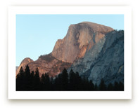 Half Dome Alpenglow Wall Art Prints