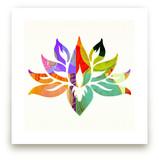 Lovely Lotus by Anne Crosse