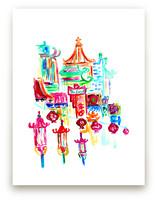 Chinatown 1 by Charlene Landry