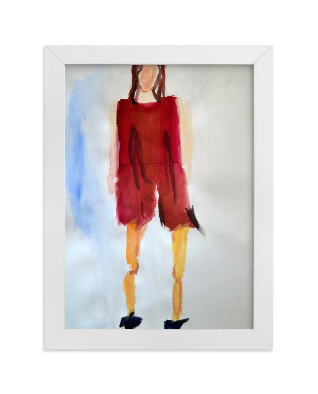 """""""a detacher"""" - Art Print by Lauren Packard in beautiful frame options and a variety of sizes."""