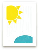 Sunny Rain by Gaucho Works