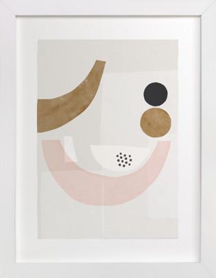 The Balancing 2 Marketplace Art Print