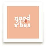 Some Good Vibes by Pace Creative Design Studio