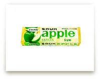 Vintage Apple Gum Pop A... by Charlene Landry