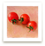 Cherry Tomatoes by Andy Mars