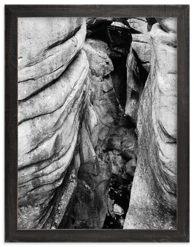 """""""Rock Formations 1"""" - Art Print by Monica Cheng in beautiful frame options and a variety of sizes."""