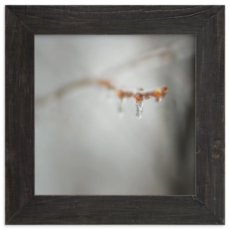 """Ice"" - Art Print by Smile Peace Love in beautiful frame options and a variety of sizes."