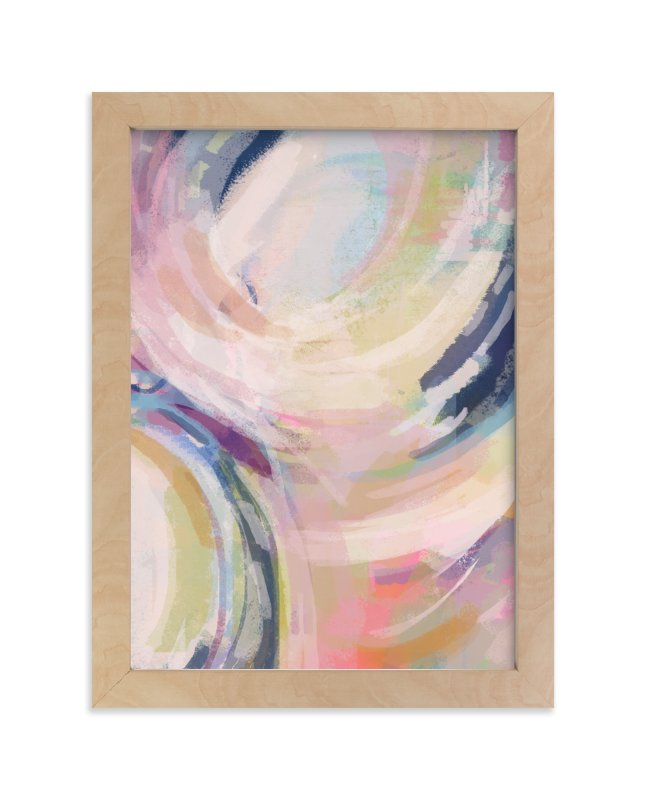 """Rio ll"" - Art Print by Alison Jerry Designs in beautiful frame options and a variety of sizes."