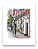 King Street Wall Art Prints