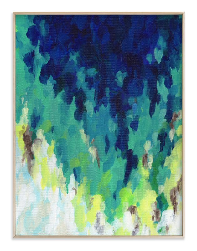 """""""Awake at Night"""" - Art Print by Holly Whitcomb in beautiful frame options and a variety of sizes."""