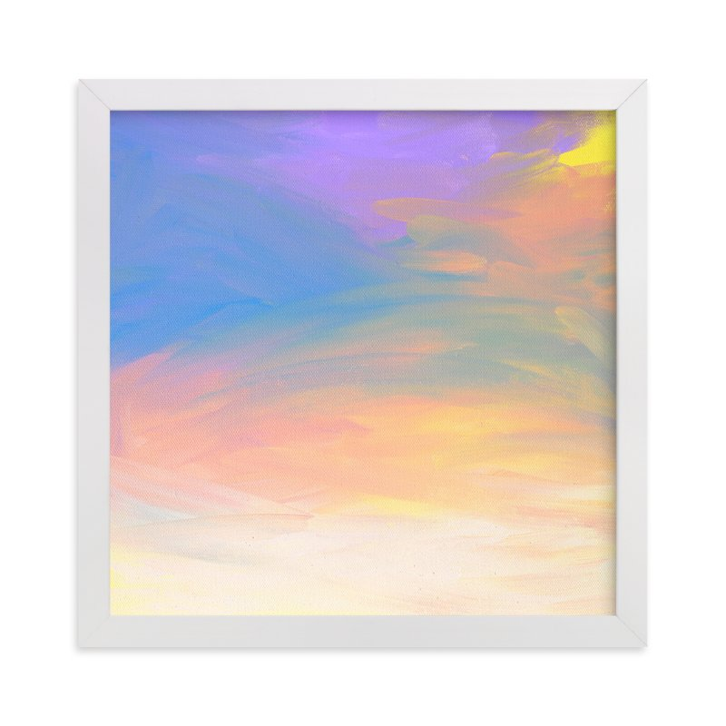 """""""Sunrise over Ontario"""" - Art Print by Kim Johnson in beautiful frame options and a variety of sizes."""
